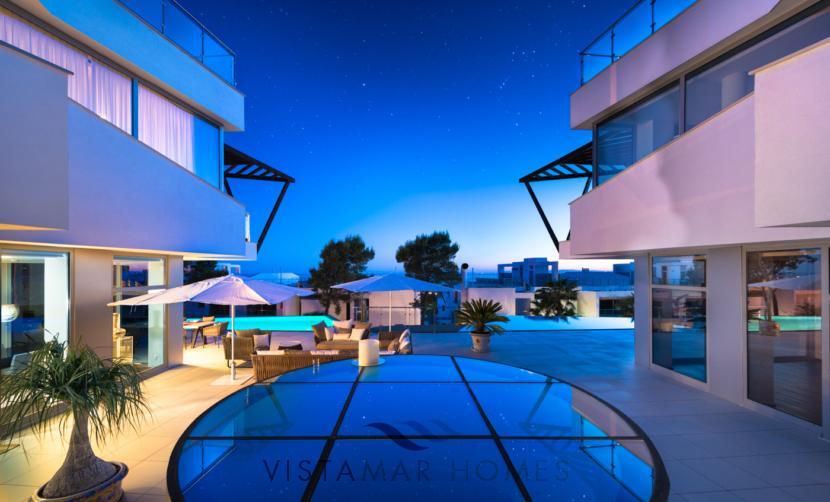 Modern Designer Duplex Triplex Apartments Vmd010 Luxury Sierra Blanca Marbella