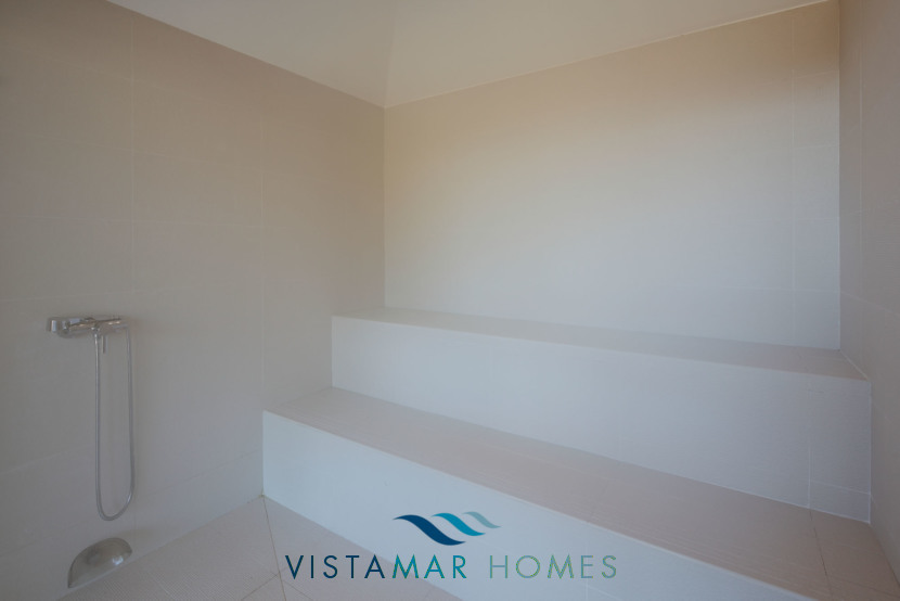 Turkish Bath at the Wellness Centre · VMV010 Exclusive Residential Homes in Benahavis
