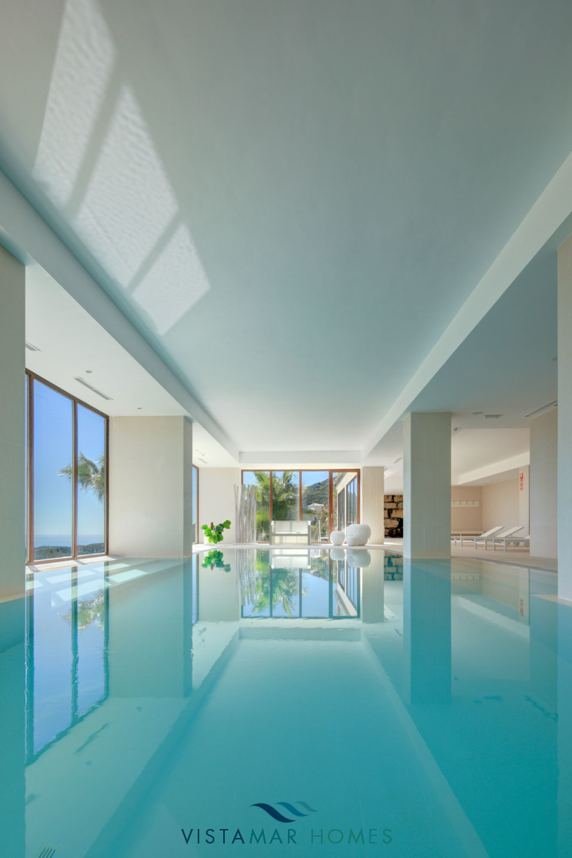 Wellness Centre · VMV010 Exclusive Residential Homes in Benahavis