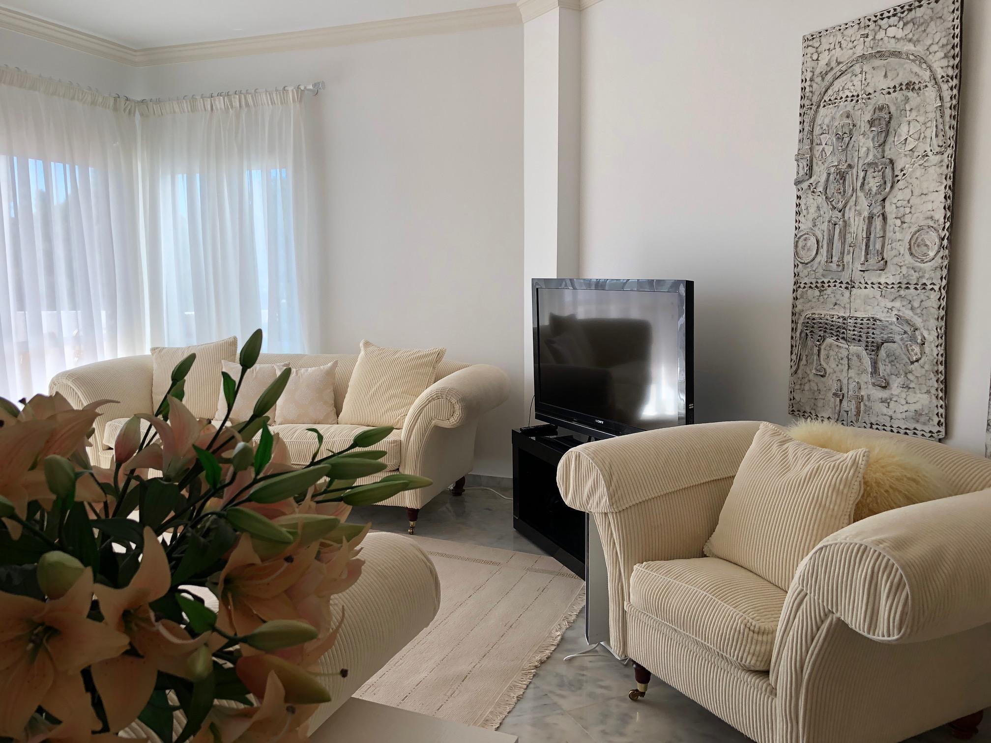 Beautiful apartment in Rio Real Golf, Marbella