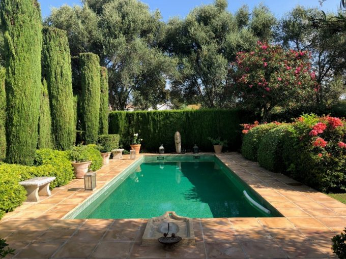 Beautiful 4 bedroom Villa for rent in Guadalmina Alta