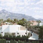 Project Villas in Altos de Puente Romano, Golden Mile area