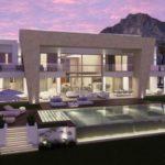 Modern luxury Project Villa in Sierra Blanca